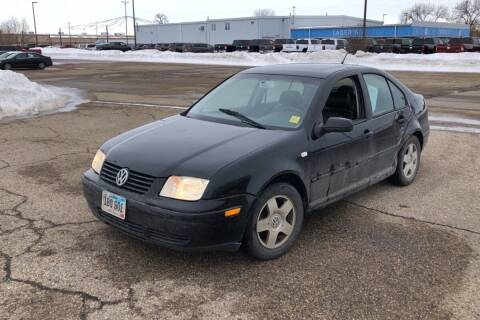 2002 Volkswagen Jetta for sale at Cannon Falls Auto Sales in Cannon Falls MN