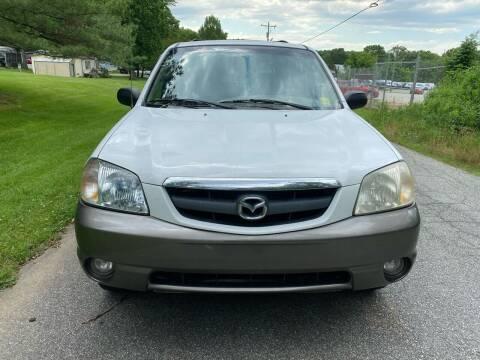 2001 Mazda Tribute for sale at Speed Auto Mall in Greensboro NC