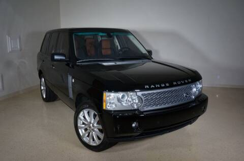 2008 Land Rover Range Rover for sale at TopGear Motorcars in Grand Prarie TX