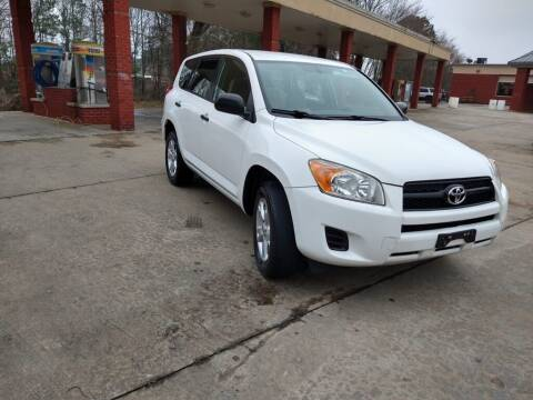 2009 Toyota RAV4 for sale at A&Q Auto Sales in Gainesville GA