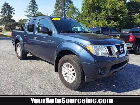 2015 Nissan Frontier for sale at Your Auto Source in York PA