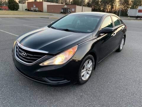 2011 Hyundai Sonata for sale at American Auto Mall in Fredericksburg VA