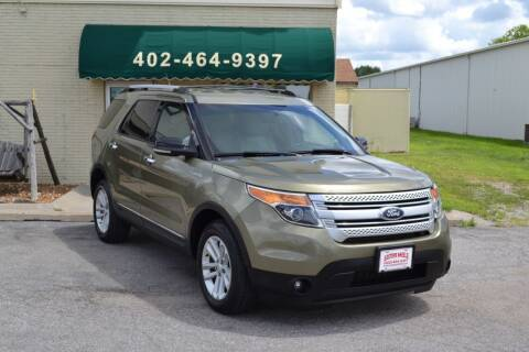 2013 Ford Explorer for sale at Eastep's Wheels in Lincoln NE