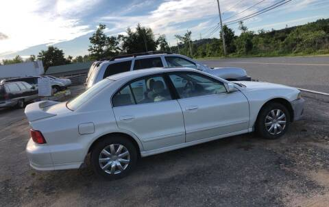 2002 Mitsubishi Galant for sale at Classic Heaven Used Cars & Service in Brimfield MA