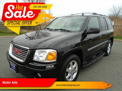 2008 GMC Envoy for sale at Master Auto in Revere MA