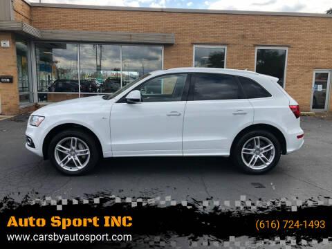 2015 Audi Q5 for sale at Auto Sport INC in Grand Rapids MI