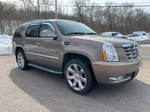 2007 Cadillac Escalade for sale at George Strus Motors Inc. in Newfoundland NJ