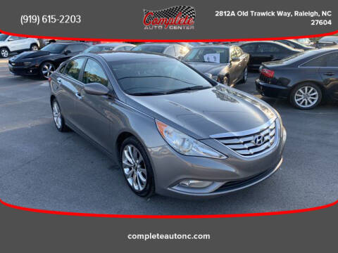 2011 Hyundai Sonata for sale at Complete Auto Center , Inc in Raleigh NC