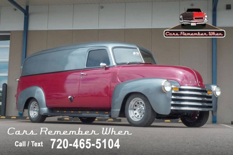 1948 Chevrolet Suburban for sale in Englewood, CO