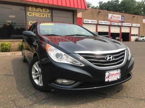 2013 Hyundai Sonata for sale at PAYLESS CAR SALES of South Amboy in South Amboy NJ