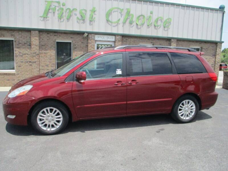 2009 Toyota Sienna for sale in Greenville, SC