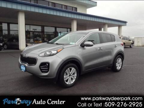 2019 Kia Sportage for sale at PARKWAY AUTO CENTER AND RV in Deer Park WA