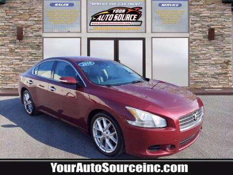 2010 Nissan Maxima for sale at Your Auto Source in York PA