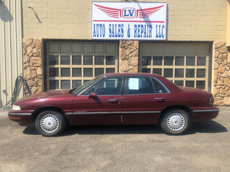 1998 Buick LeSabre for sale at LV Auto Sales & Repair, LLC in Yakima WA