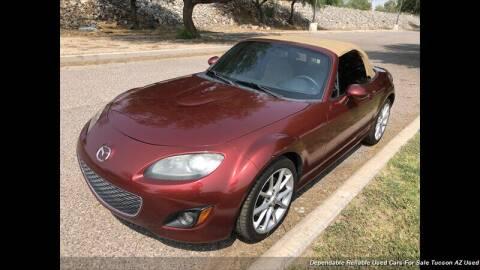 2009 Mazda MX-5 Miata for sale at Noble Motors in Tucson AZ