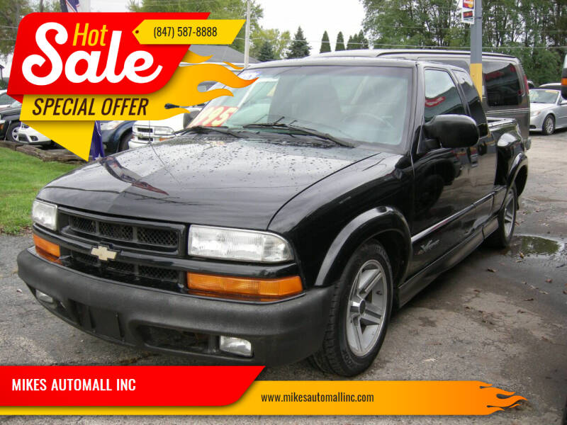 2000 Chevrolet S-10 for sale at MIKES AUTOMALL INC in Ingleside IL