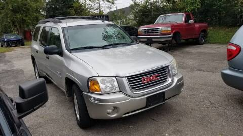 2006 GMC Envoy XL for sale at Buy For Less Motors, Inc. in Columbus OH