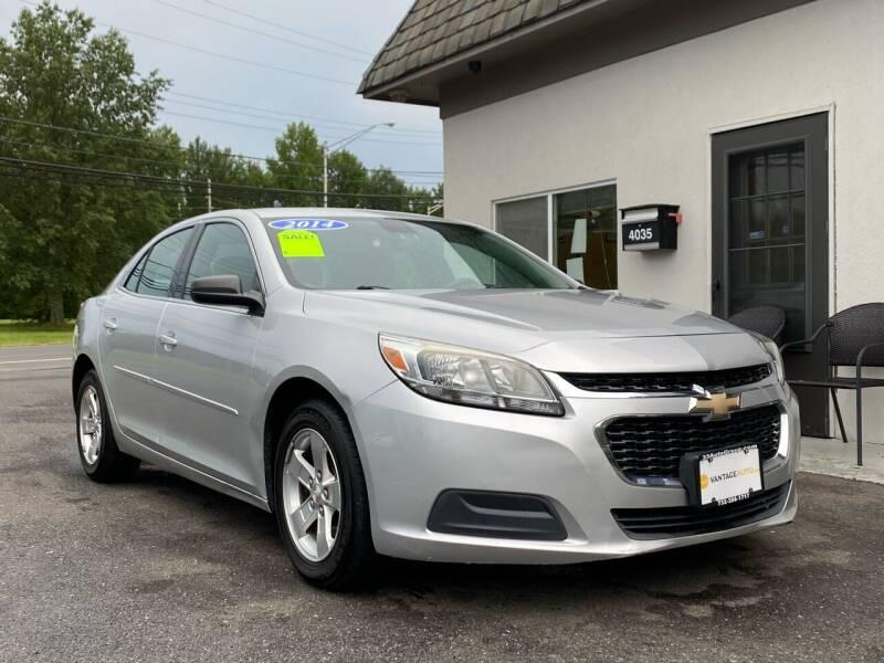 2014 Chevrolet Malibu for sale at Vantage Auto Group in Tinton Falls NJ