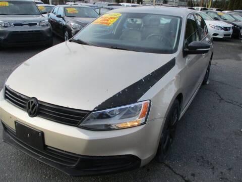 2014 Volkswagen Jetta for sale at GMA Of Everett in Everett WA