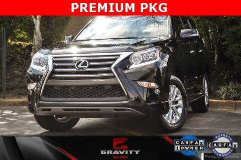 2019 Lexus GX 460 for sale at Gravity Autos Atlanta in Atlanta GA