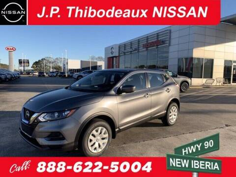 2020 Nissan Rogue Sport for sale at J P Thibodeaux Used Cars in New Iberia LA