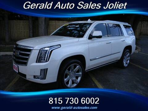 2015 Cadillac Escalade for sale at Gerald Auto Sales in Joliet IL