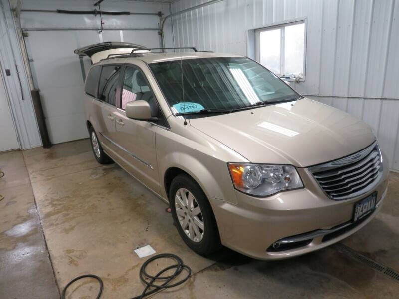 2014 Chrysler Town and Country for sale at Grey Goose Motors in Pierre SD