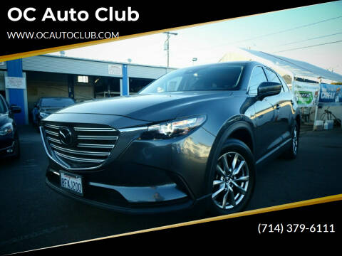 2019 Mazda CX-9 for sale at OC Auto Club in Midway City CA
