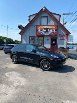 2017 Porsche Cayenne for sale at Atlantic Auto Brokers in Rochester NY