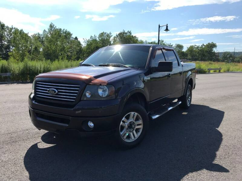 2007 Ford F-150 for sale at CLIFTON COLFAX AUTO MALL in Clifton NJ