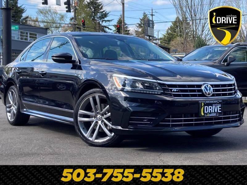 2019 Volkswagen Passat for sale in Portland, OR