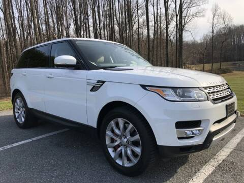 2015 Land Rover Range Rover Sport for sale at Limitless Garage Inc. in Rockville MD