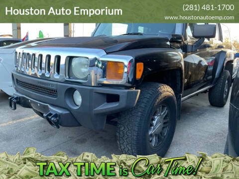 2007 HUMMER H3 for sale at Houston Auto Emporium in Houston TX