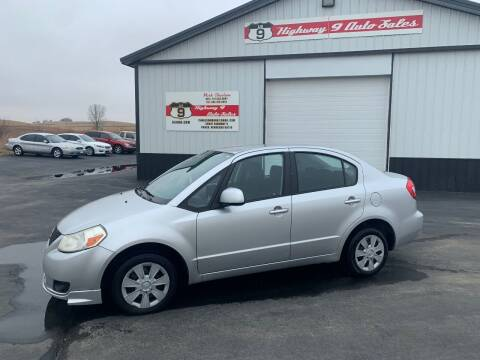 2010 Suzuki SX4 for sale at Highway 9 Auto Sales - Visit us at usnine.com in Ponca NE