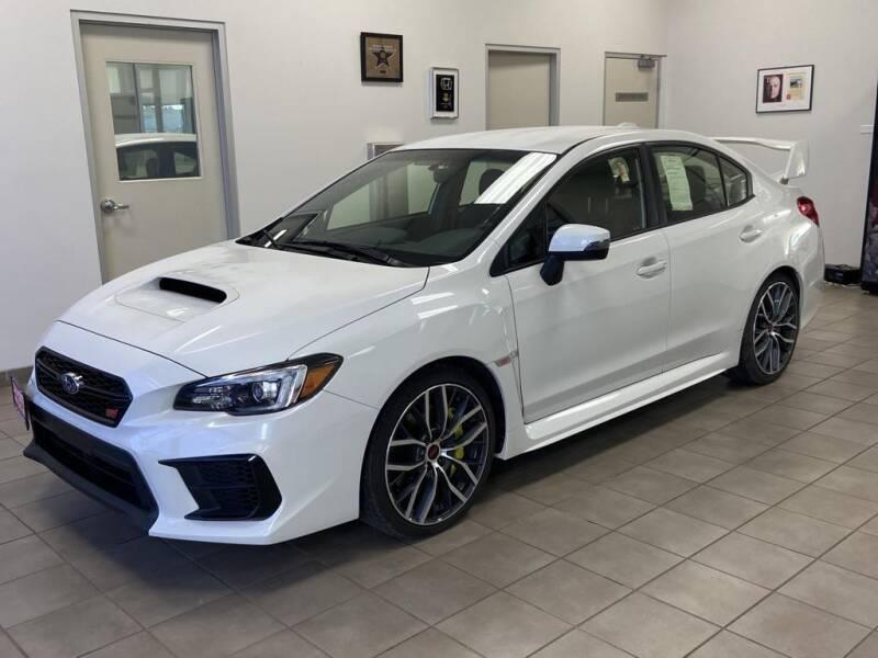 2020 Subaru WRX for sale at DAN PORTER MOTORS in Dickinson ND