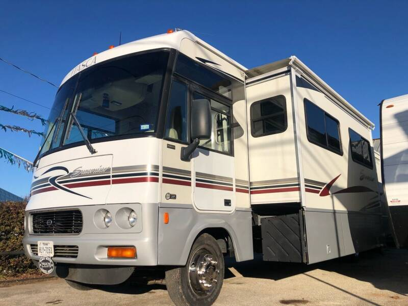 2002 Workhorse W22 for sale at S & R RV Sales & Rentals, LLC in Marshall TX