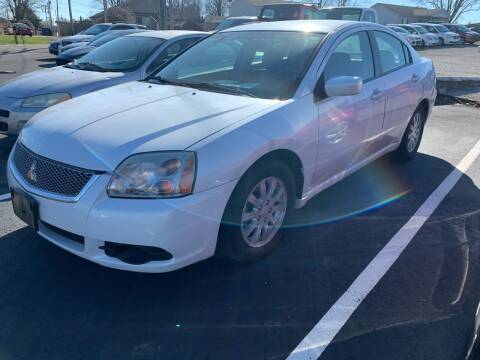 2012 Mitsubishi Galant for sale at HILLS AUTO LLC in Henryville IN