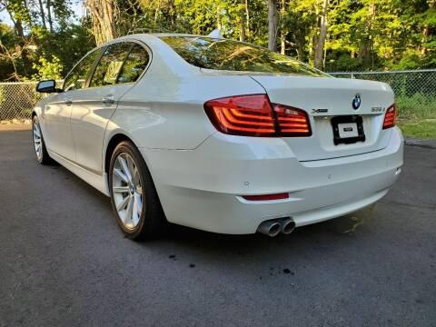 2014 BMW 5 Series for sale at MX Motors LLC in Ashland MA