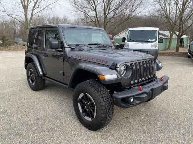 Used Jeep Wrangler For Sale In Michigan Carsforsale Com