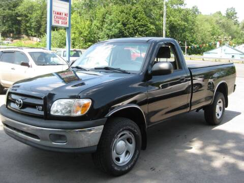2005 Toyota Tundra for sale at Middlesex Auto Center in Middlefield CT