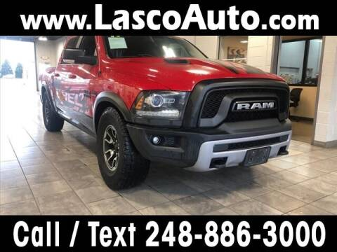 2017 RAM Ram Pickup 1500 for sale at Lasco of Waterford in Waterford MI
