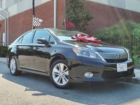 2011 Lexus HS 250h for sale at Speedway Motors in Paterson NJ