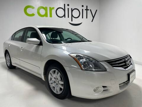 2010 Nissan Altima for sale at Cardipity in Dallas TX