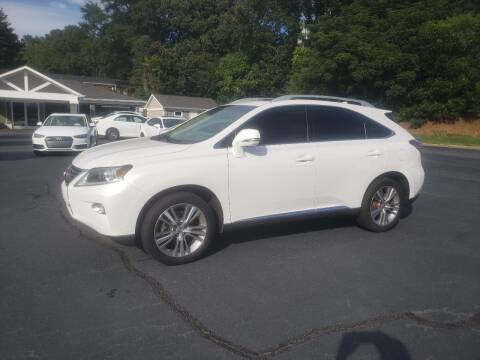 2015 Lexus RX 350 for sale at Nodine Motor Company in Inman SC