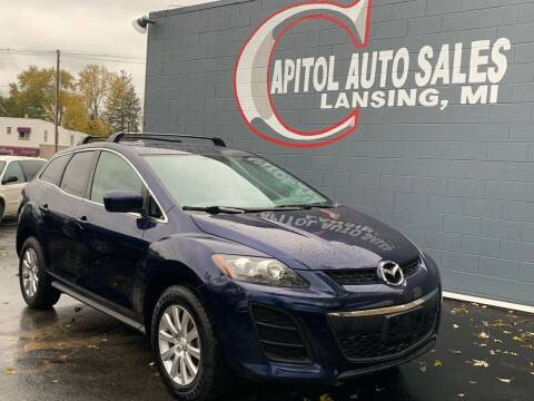 2011 Mazda CX-7 for sale at Capitol Auto Sales in Lansing MI