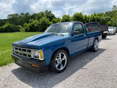 1983 Chevrolet S-10 for sale at 64 Auto Sales in Georgetown IN