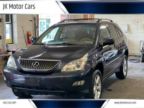 2004 Lexus RX 330 for sale at JK Motor Cars in Pittsburgh PA