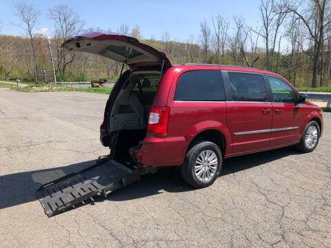 2015 Chrysler Town and Country for sale at Mobility Solutions in Newburgh NY