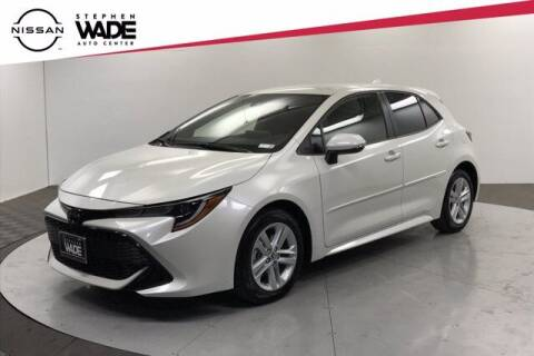 2020 Toyota Corolla Hatchback for sale at Stephen Wade Pre-Owned Supercenter in Saint George UT