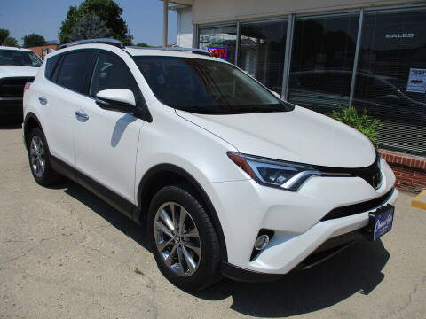 2018 Toyota RAV4 for sale at Choice Auto in Carroll IA